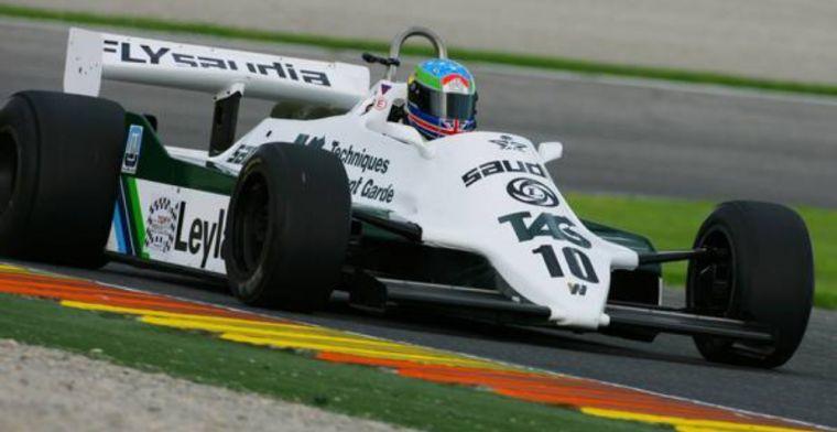 GPBlog's Top 50 drivers in 50 days - #45 - Carlos Reutemann
