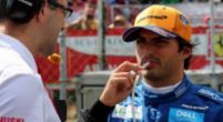 """Image: Sainz: """"I don't think about it. It's normal, it's nothing special"""""""