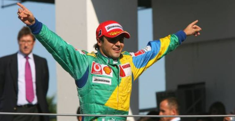 GPBlog's Top 50 drivers in 50 days - #43 - Felipe Massa