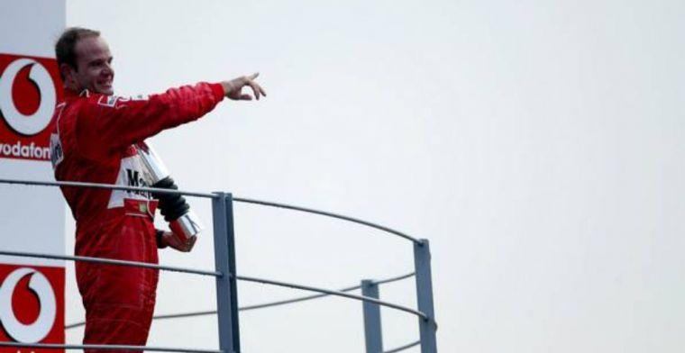 GPBlog's Top 50 drivers in 50 days - #41 - Rubens Barrichello