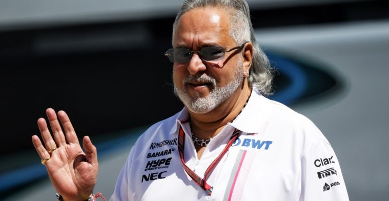 Mallya: This has always been our dream to eventually become a factory team