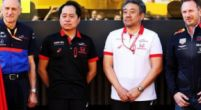"Image: Honda are ""far ahead of Ferrari"" in terms of development"