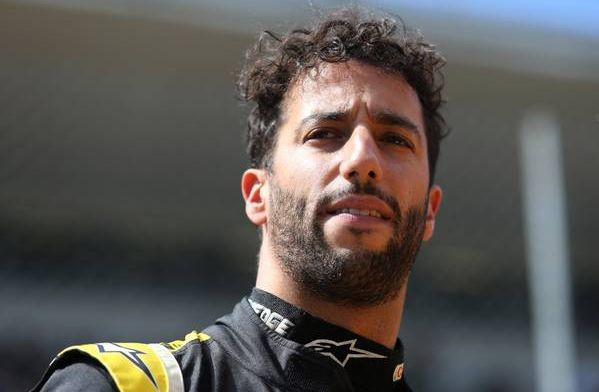 Ricciardo: It is the driver's job to get the best possible material