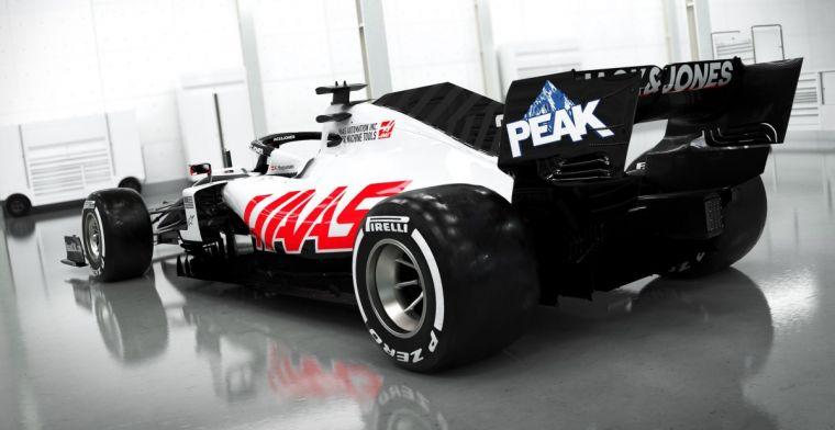 """Haas: """"Ik hoop dat de VF-20 ons terugbrengt op het niveau van 2018"""