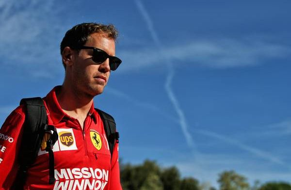 Vettel asked for a return to Red Bull: We can't afford that