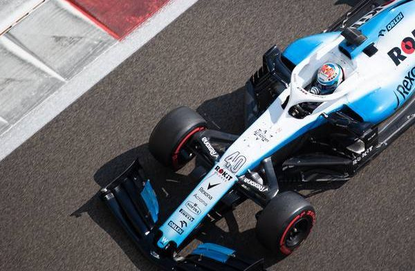 Williams bring car to life with new teaser