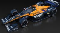 Image: Arrow McLaren unveil debut Indy Car design