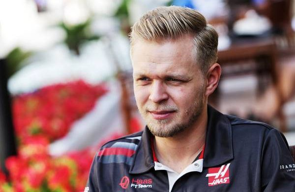"""Kevin Magnussen: """"My dream is to become World Champion"""""""