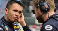 """Image: Alex Albon knows he needs to """"close the gap"""" to Max Verstappen"""