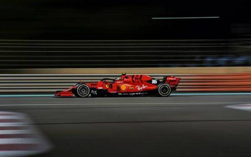 Leclerc testte niet met de nieuwe én ook niet met de oude Ferrari