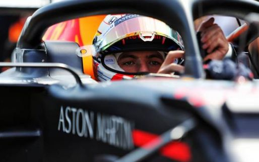Strict requirements ensured helmet change for Max Verstappen