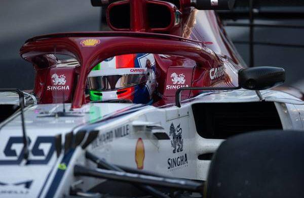 Binotto: Giovinazzi kan een Ferrari-coureur worden