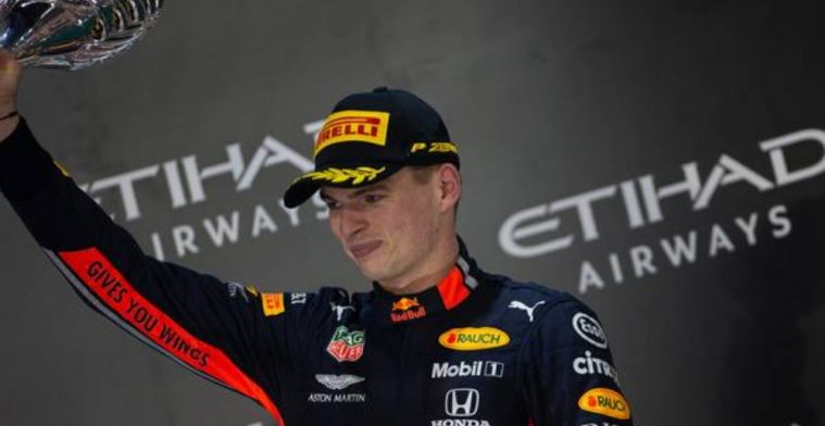 Verstappen: If you don't want that, just put a robot in the car