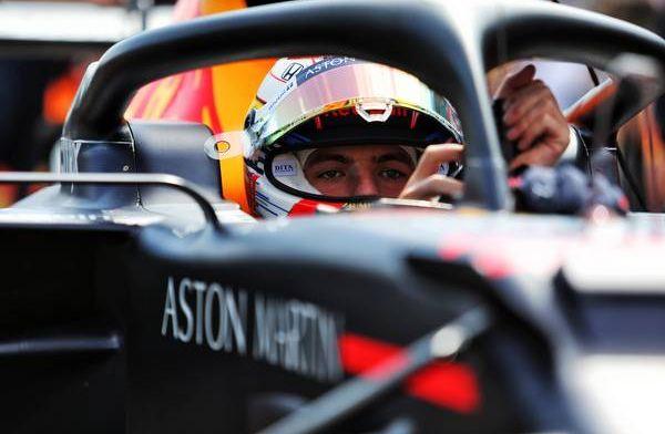 Strict requirements ensured helmet change for Max Verstappen