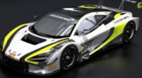Image: Jenson Button to race GT3 car with Brawn GP livery