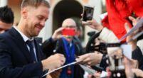 "Image: Sebastian Vettel: Ferrari ""found some clever solutions"" to packaging 2020 car"