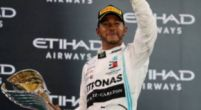 Image: Rumour: 'Hamilton negotiating £180 million contract with Mercedes today'