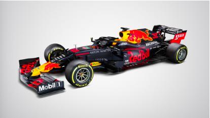 BREAKING: Red Bull Racing unveil Verstappen and Albon's 2020 F1 challenger!