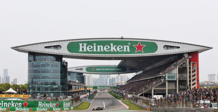 BREAKING: Chinese Grand Prix officially postponed because of coronavirus outbreak!