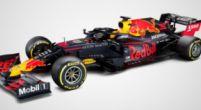 Afbeelding: Red Bull Racing presenteert de nieuwe RB16 voor Verstappen in 2020