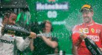 """Image: Sebastian Vettel """"first choice"""" for 2021 at Ferrari over Hamilton"""