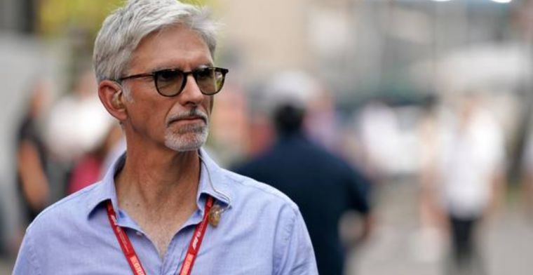 GPBlog's Top 50 drivers in 50 days - #31 - Damon Hill