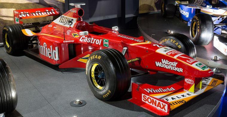 F1 De Achterhoede | Gaat Williams met een rode livery rijden in 2020?
