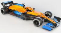 Afbeelding: McLaren onthult de MCL35 van Norris en Sainz