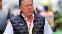 Image: Zak Brown insists McLaren remain focused as they launch MCL35