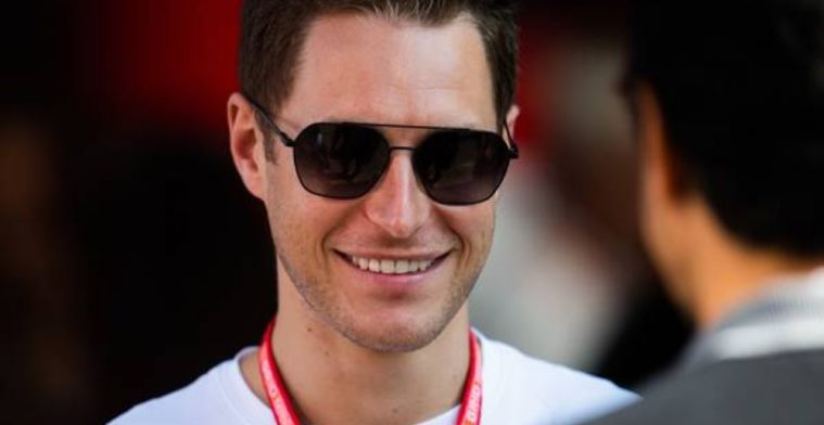 Stoffel Vandoorne to be Mercedes reserve driver