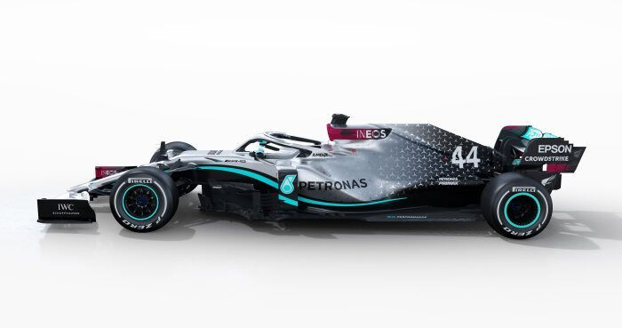 Analysis of the latest Mercedes: The detail in the W11 is terrifying