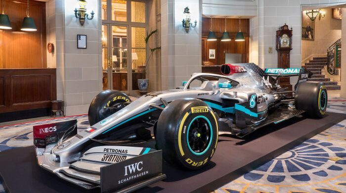 LIVE: Follow Mercedes' presentation of the W11 here!