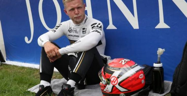 Magnussen sets out how he approaches pre-season testing