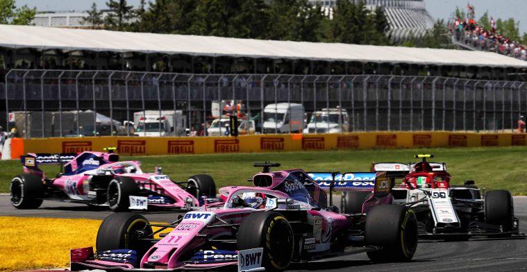 Opvallend: Canadezen Stroll en Latifi rijden in 2020 met Amerikaanse F1-licentie