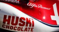 Afbeelding: Eerste foto's lekken uit van de Alfa Romeo camouflage livery