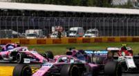 Afbeelding: Opvallend: Canadezen Stroll en Latifi rijden in 2020 met Amerikaanse F1-licentie