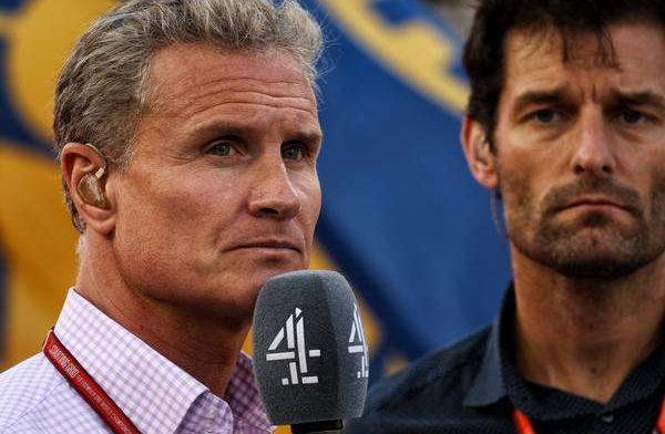 Coulthard over Alonso: ''Hij maakt daar geen kans meer op''