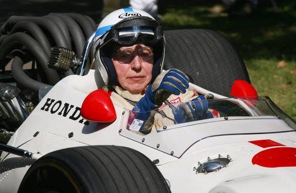 GPBlog's Top 50 drivers in 50 days - #29 - John Surtees