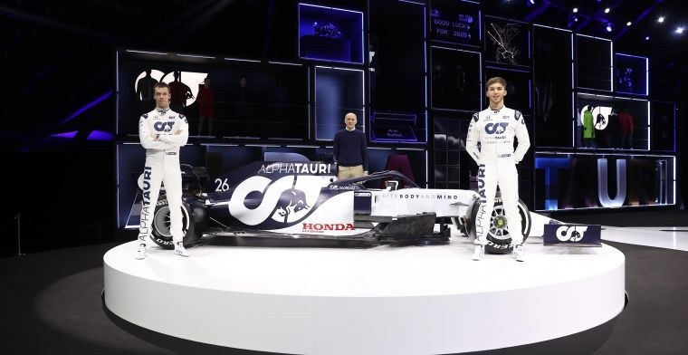 Tost underlines Honda progress: Performance as well as reliability