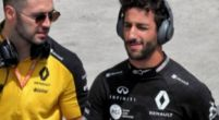 """Image: Ricciardo unsure of 2021 plans but hopeful for shoey """"in a yellow car"""""""