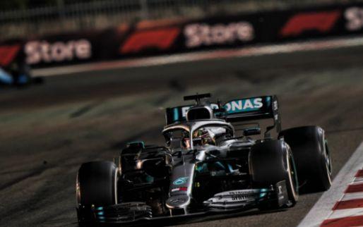"""Berger: """"Hamilton is de enige coureur op het niveau van Senna"""""""