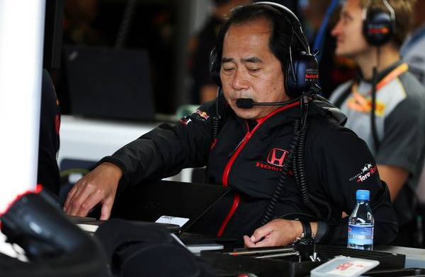 Honda say they can make a step forward with their engine in 2020
