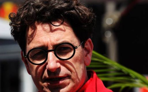 Mattia Binotto says Mercedes are Ferrari's strongest opponents ever