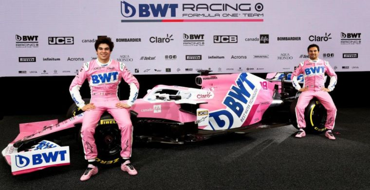 BREAKING: Racing Point reveal their new car for 2020!