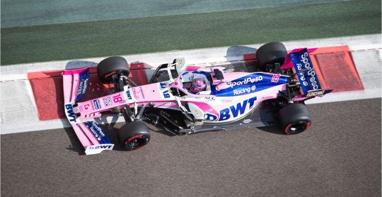 SportPesa bevestigt einde sponsoring Racing Point