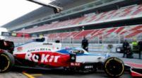 Afbeelding: Williams kiest voor zekerheid met coureurs in eerste testweek Barcelona