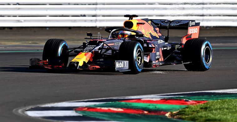 This is how Verstappen and Albon will split up testing duties in the first week