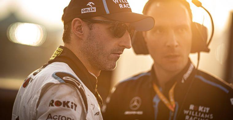 Kubica mag rol als testcoureur direct waarmaken tijdens de wintertests
