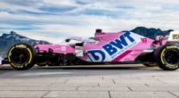Afbeelding: Racing Point onthulling: Nieuwe livery op oude wagen