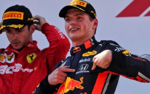 Clausule Verstappen: 'Als Honda binnen twee tienden van top is, moet hij blijven'